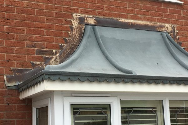 Lead flashing Mickleover