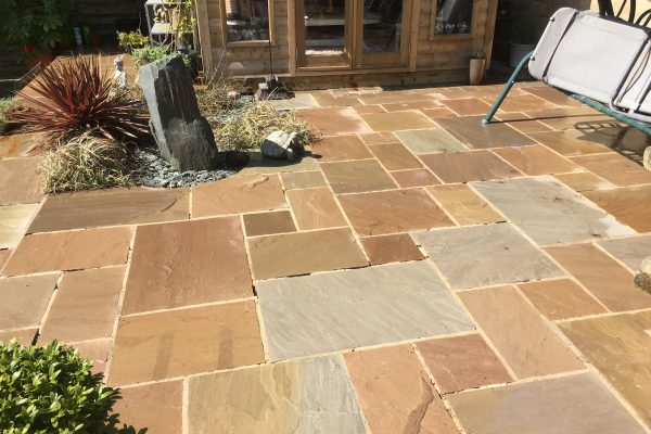 Patio cleaning Ashbourne