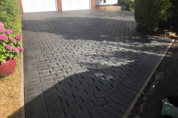 Impressed Concrete